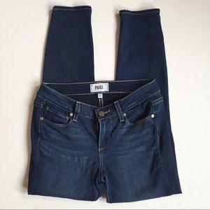 Paige Blue Denim Jeans